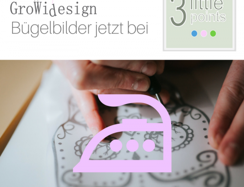 Bügelbilder von GroWidesign